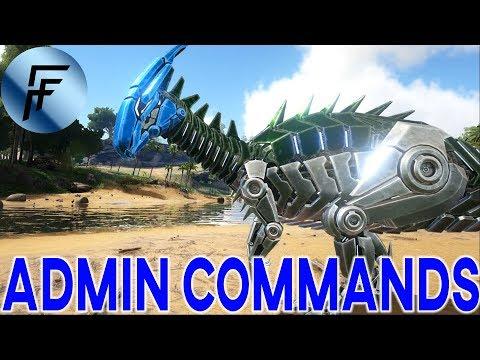 TEK PARASAUR ADMIN COMMAND | ARK Extinction Chronicles IV | ARK: Survival  Evolved - Fattymcbutrpnts