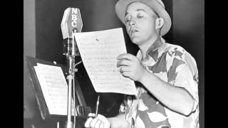 "Bing Crosby - ""Why Can't You Behave?"""