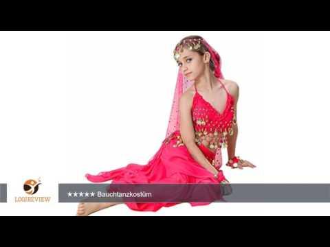 Fairytown Karneval Halloween Kinder Mädchen Bauchtanz Kostüm Anzug | Erfahrungsbericht/Review/Test
