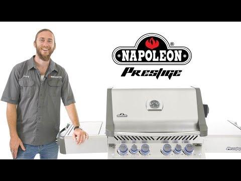 Napoleon Prestige Gas Grill Overview