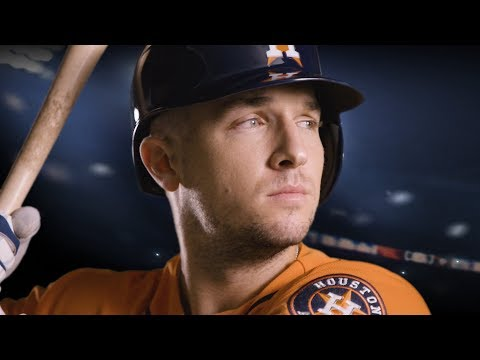Alex Bregman is on the cover of R.B.I. Baseball 19! thumbnail