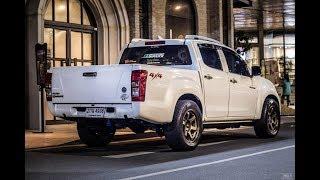 แต่งรถบ้านๆ ราคาเท่าไหร่ All new Dmax Vcross 3000