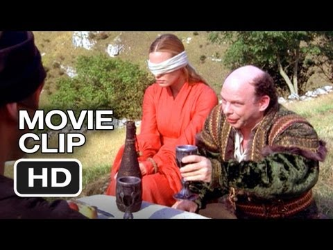 The Princess Bride Blu-ray CLIP - Battle Of The Wits (2012) - Cary Elwes, Robin Wright Movie HD