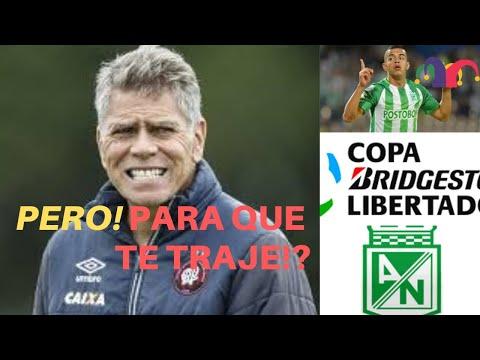 Libertad (1) vs Atl Nacional (0) - Omar Duarte