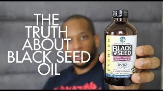 THE BEST BLACK SEED OIL I HAVE USED  DIAMOND HERBS REVIEW