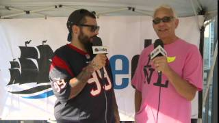 Joey Batts interview at I AM Festival 2015