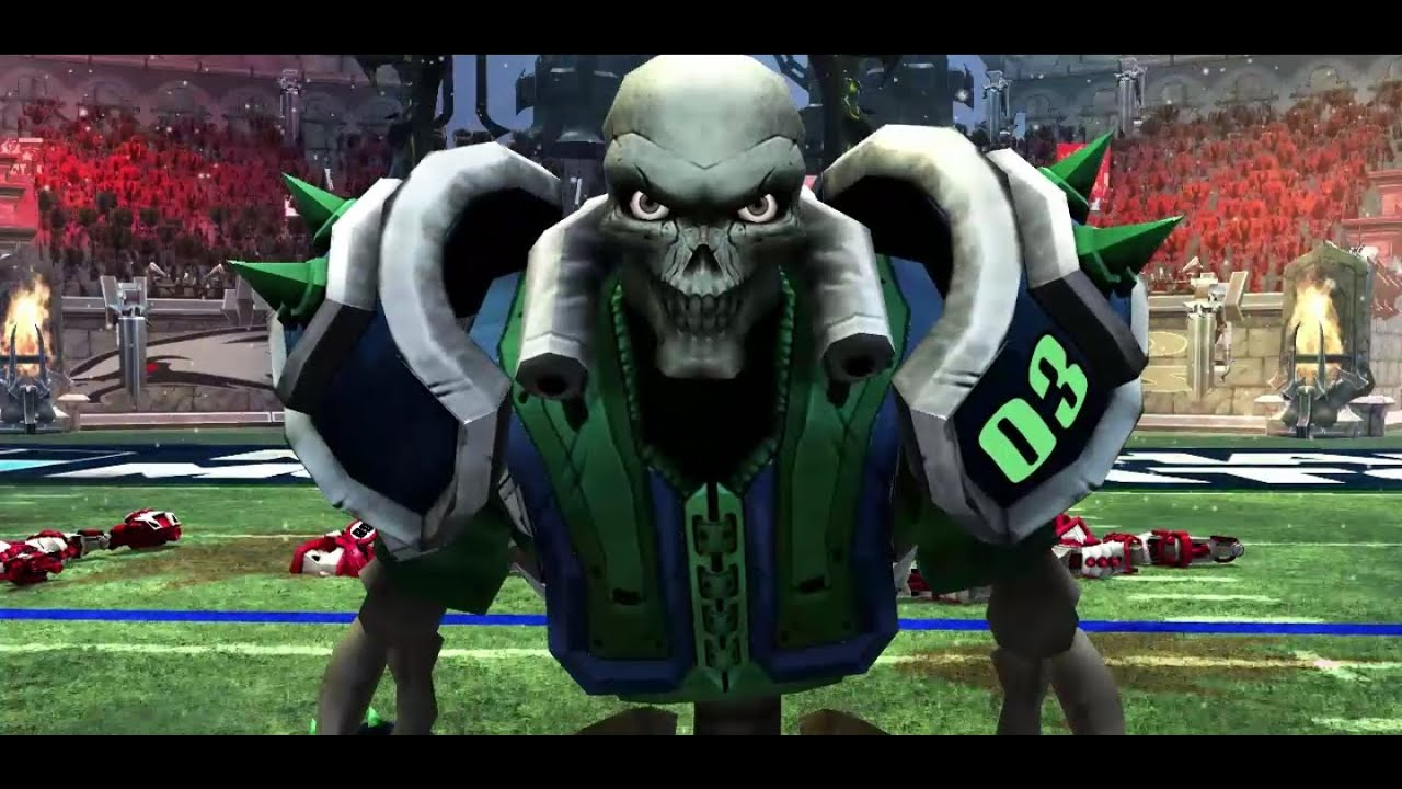 Mutant Football League Remake Mashes Madden With Blood Bowl's Brutality