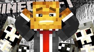 Самая СТРАШНАЯ шахта привела нас к... (Minecraft PE)