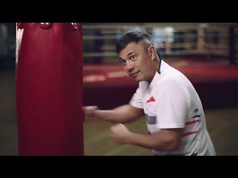 Проект NL International: бокс для начинающих с Костей Цзю. Как правильно боксировать