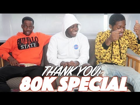 Why is there only 3 of us now | Q&A - 80k SPECIAL WITH V KINGS