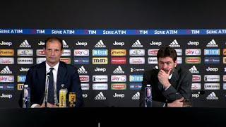 LIVE⎮ Watch President Andrea Agnelli and Massimiliano Allegri's press conference