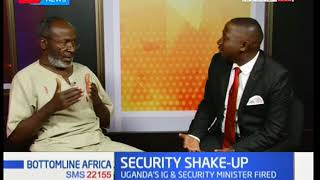 Bottomline Africa: Security shake-up