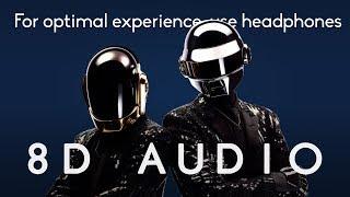 Daft Punk   Touch  |  8D AudioLyrics