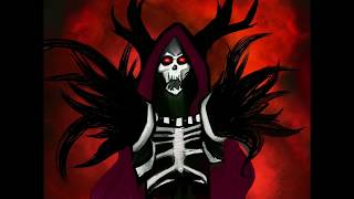 The Black Cauldrons Horned King