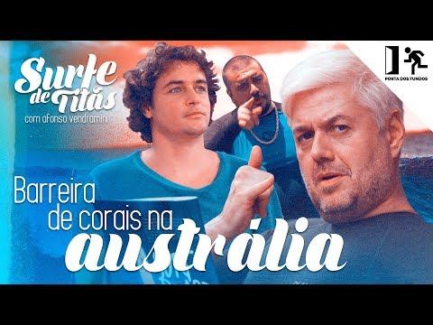EPISÓDIO 4 - BARREIRA DE CORAIS NA AUSTRÁLIA
