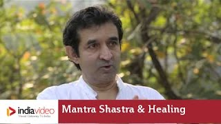Mantra Sastra and its healing process