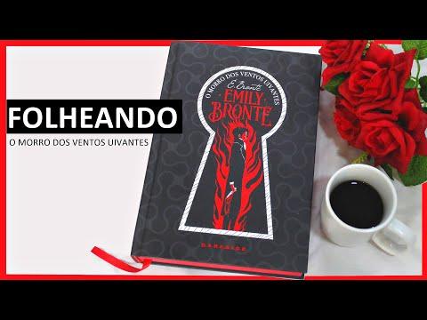 O MORRO DOS VENTOS UIVANTES - EDIÇÃO @DarkSide® Books | Amiga da Leitora