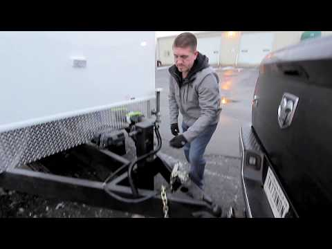 Setting up Your Portable Restroom Trailer Tutorial
