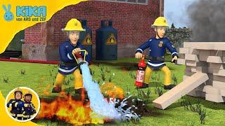 Feuerwehrmann Sam - 151. Die karibische Grillparty | Mehr auf KiKA.de
