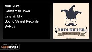 Video Midi Killer - Gentleman Joker (Original Mix)