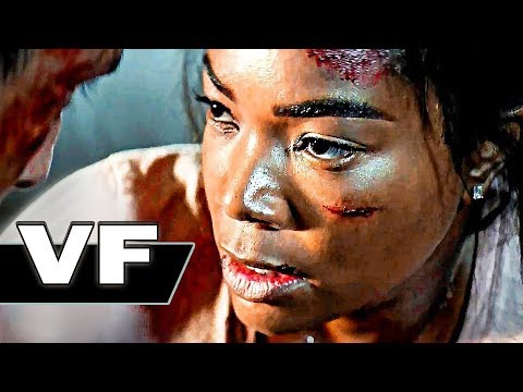 BREAKING IN Bande Annonce VF (2018) Action, Gabrielle Union