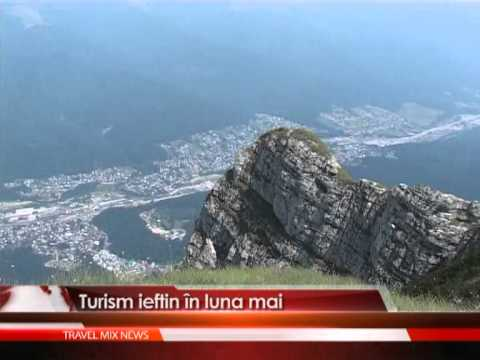 Turism ieftin in luna mai