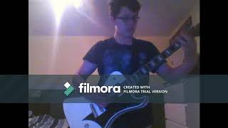 Damage plan (Blunt Force Trauma) Guitar Cover