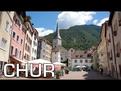 Chur: the OLDEST city in SWITZERLAND | T