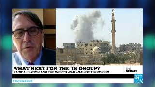 """ISIS losing ground: """"There isn"""
