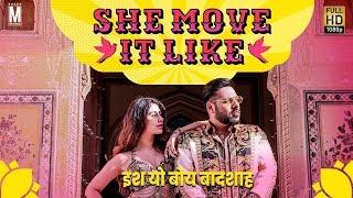 She Move It Like   DJ JD Remix   Badshah   Warina Hussain   ONE Album   Arvindr Khaira