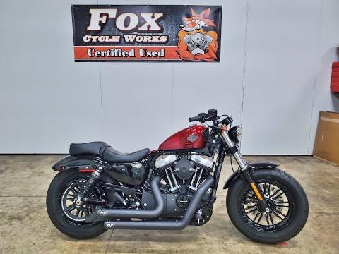 2016 Harley-Davidson Forty-Eight® in Sandusky, Ohio - Video 1