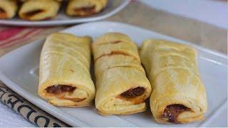 Desert Recipes: How To Make Nigerian Sausage Rolls   Afropotluck
