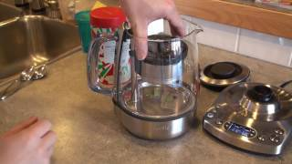 Breville Automated Tea Maker Unboxing and Overview