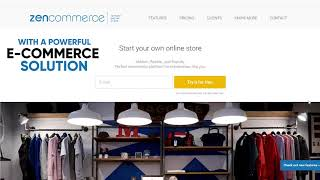 Zencommerce video