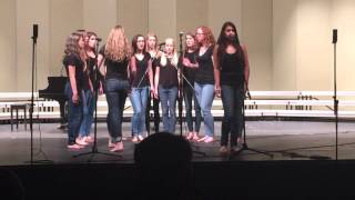 Travelin' Soldier A Cappella Cover Lucky 13 CHHS