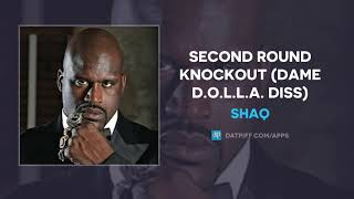 Shaq Second Round Knockout Damian Lillard Diss Audio