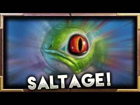 Saltage(悲劇時刻) Ep. 17 | Hearthstone