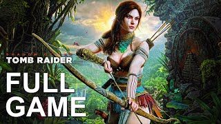 SHADOW OF THE TOMB RAIDER Gameplay Walkthrough FULL GAME [1080p HD 60FPS PC] - No Commentary