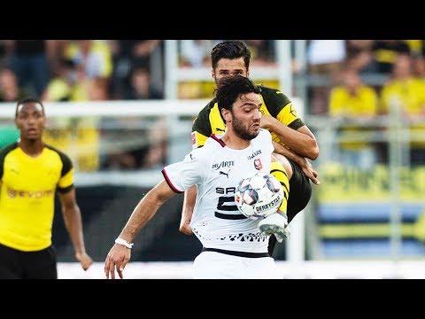 Re-Live | Borussia Dortmund - Stade Rennes (1:1) | Testspiel in voller Länge