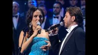 "LADY OPERA Ukrainian song "" Чорнії Брови"". Olga Chubareva, Enrique Ferrer , Israel Lozano"