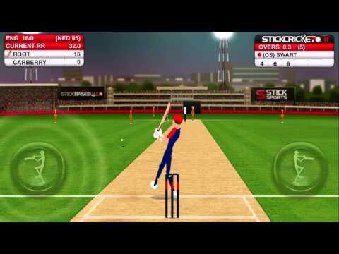 Video of Stick Cricket
