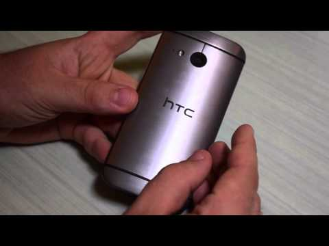 Foto Unboxing HTC One Mini 2 (M8 Mini)