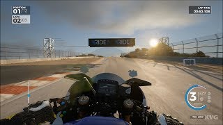 RIDE 3 - BMW Smiths Racing 2017 - Test Ride Gameplay (HD) [1080p60FPS]