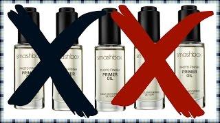 WORST HIGH END PRIMER  (FOR OILY & COMBO SKIN)8 HOUR TEST FAIL | SMASHBOX PRIMER OIL
