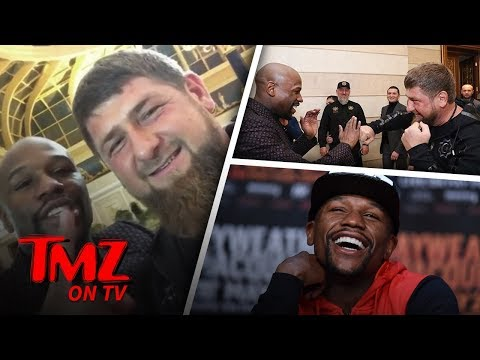 Floyd Mayweather's New Friend Is An Anti Gay Warlord | TMZ TV