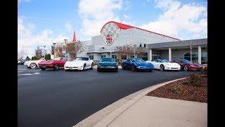 National Corvette Museum Overview