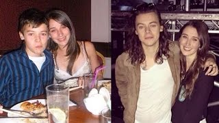 Harry Styles Reunites With Childhood Girlfriend At One Direction Show