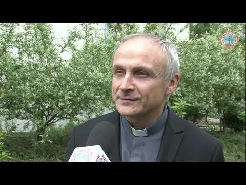 O Święceniach Kapłańskich w Archidiecezji Łódzkiej   ks. Sosnowski- rektor WSD w Łodzi (2019)