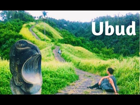 Город Убуд. Что посмотреть? Дорога художника. Водопад, музеи