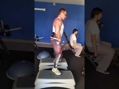 Trzeba dać odpocząć mięśniom